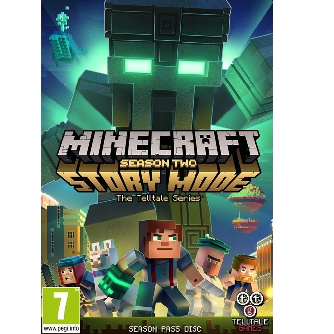 Игра Minecraft: Story Mode - Season Two, за PC image