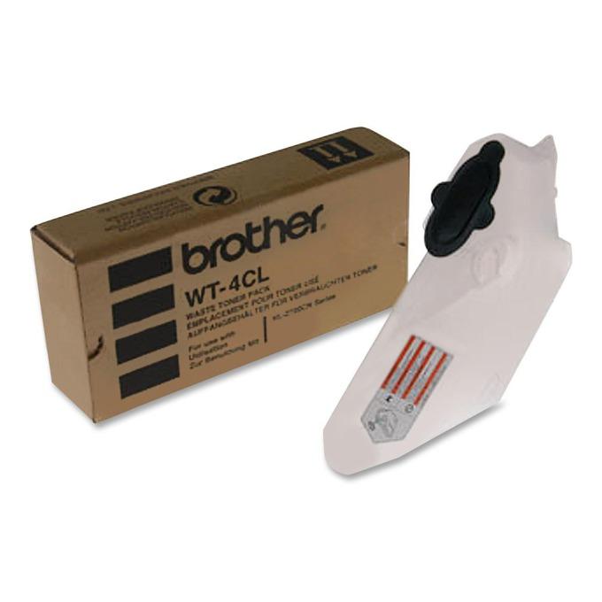 РЕЗЕРВОАР ЗА ОСТАТЪЧЕН ТОНЕР BROTHER HL-2700CN/2700CNLT - Waste Toner Pack for  P№ WT-4CL - заб.: 12000k image