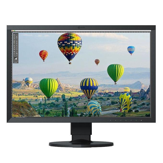"Монитор EIZO ColorEdge CS2410, 24.1"" (61.21) IPS панел, WUXGA, 14 ms, 1000:1, 300 cd/m2, DisplayPort, HDMI, DVI-D, USB 3.1 image"