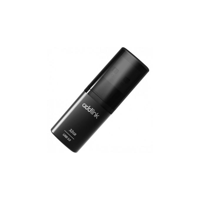 Памет 32GB USB Flash Drive, Addlink U55, USB 3.0, сива image