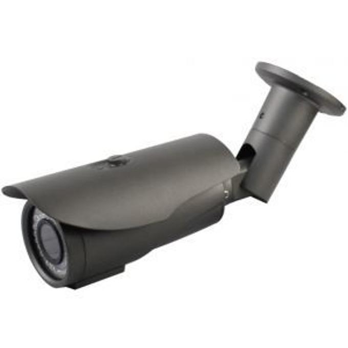 "TVI камера irLAN BOL-TVI1080VFOF40B, насочена ""bullet"" камера, 2.1MPix(1080p), 2.8-12mm обектив, IR осветеност (до 40 m), за външен монтаж image"