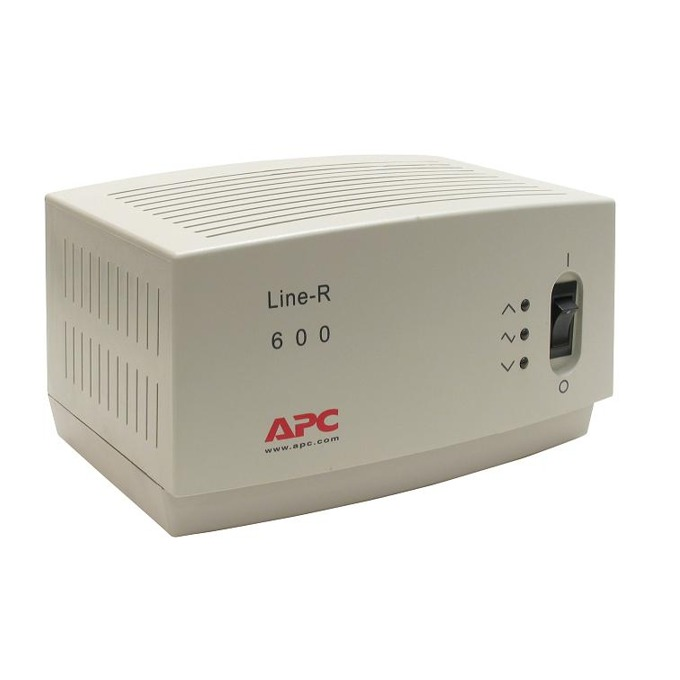 Стабилизатор APC Line-R 600 Power Conditioner, 600VA/600W image