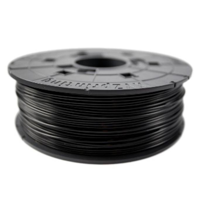 Консуматив за 3D принтер XYZprinting, ABS refil fillament, 1.75mm, черен, 600 g image