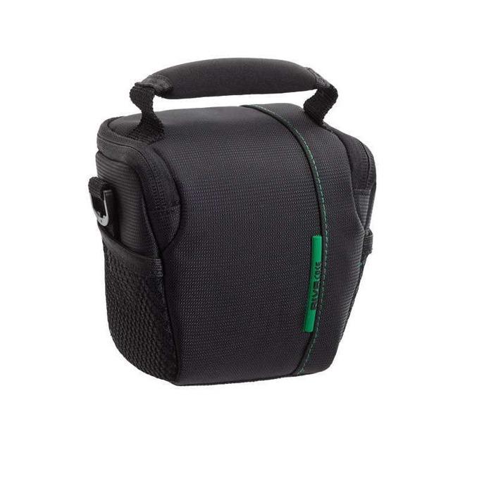 Чанта за видеокамера Rivacase 7410 (PS) за High/Ultra Zoom, MIL камери, полиестер, черна image