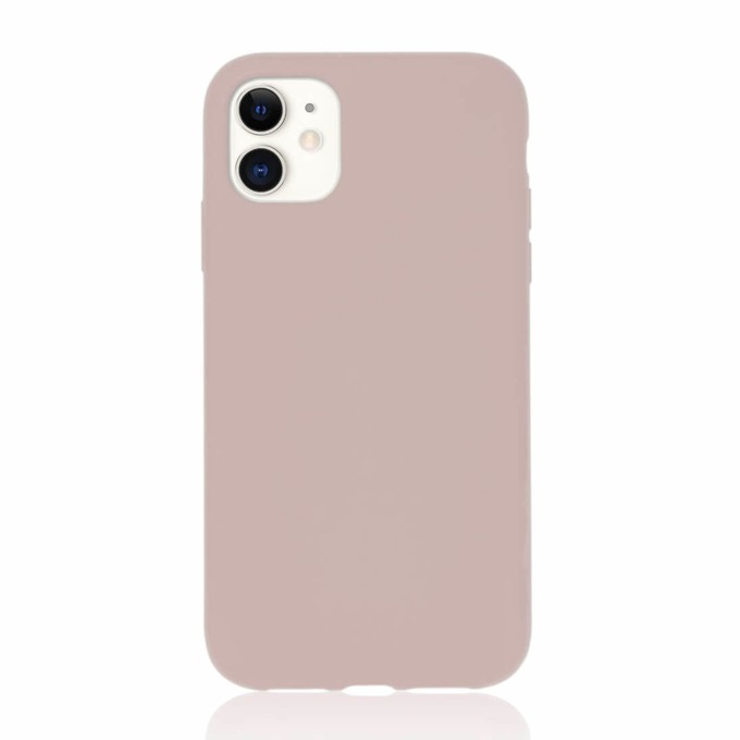 Калъф за Apple iPhone 11, термополиуретанов, Torrii Bagel IP1961-BAG-04, розов image