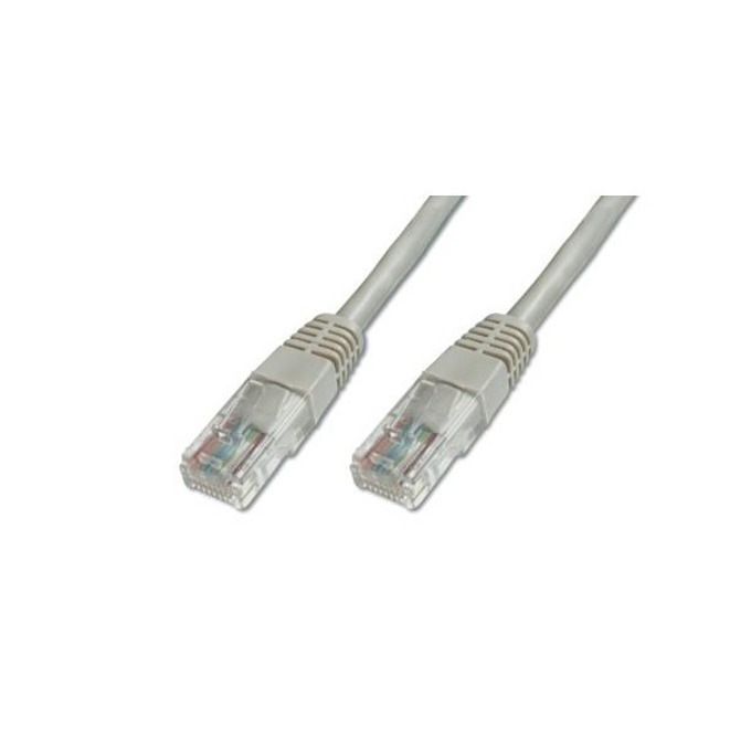 Пач кабел Assmann, F/UTP, Cat.5e, 20m, сив image