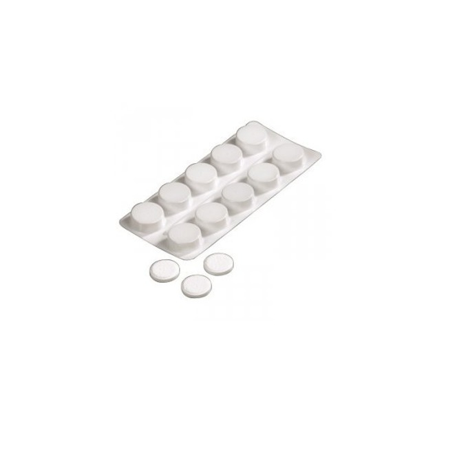 Почистващи таблетки Xavax 111889, обезмаслителни, за автоматични кафемашини, 10бр. image