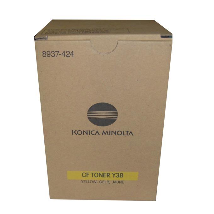 КАСЕТА ЗА KONICA MINOLTA CF900/CF910/CF911P - Yellow - P№ 8935124, CF-Y1 - заб.: 295gr image