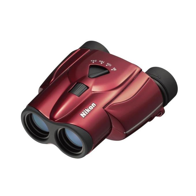 Бинокъл Nikon Aculon T11, 8-24x30 оптично увеличение, червен image