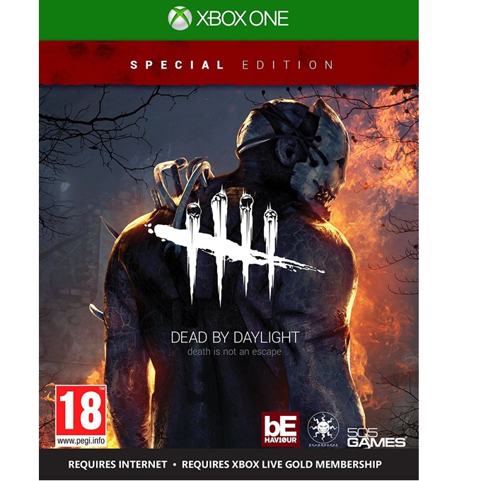 Игра за конзола Dead by Daylight Special Edition, за Xbox One image