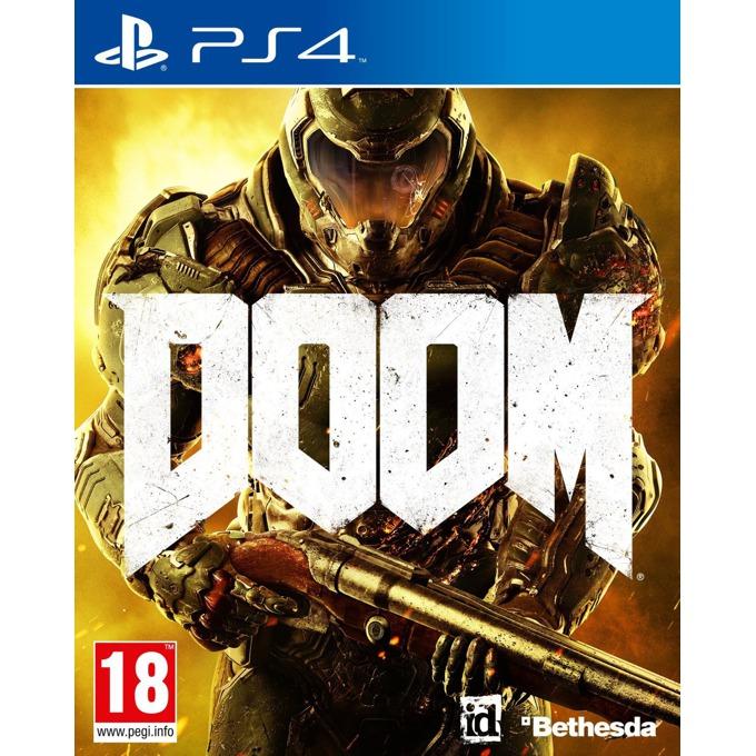 Игра за конзола Doom, за PS4 image