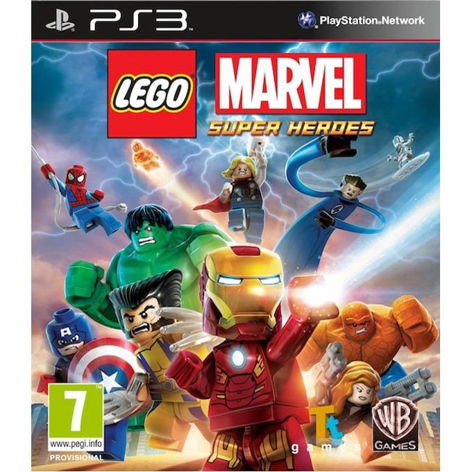 Игра за конзола LEGO Marvel Super Heroes, за PlayStation 3 image