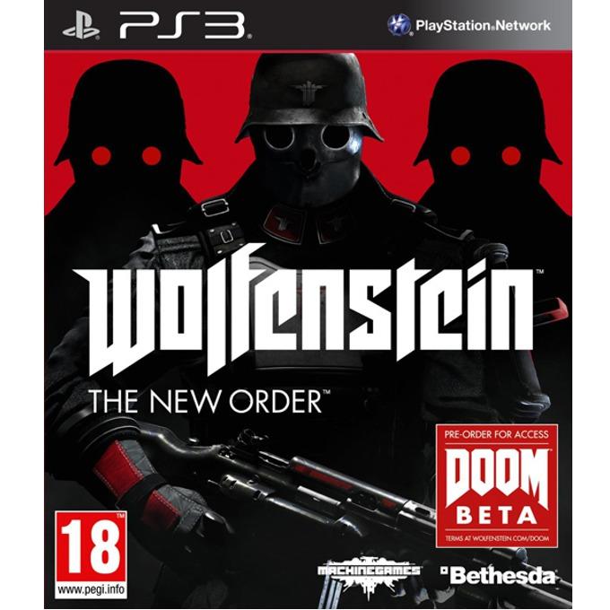 Игра за конзола Wolfenstein: The New Order, за PlayStation 3 image