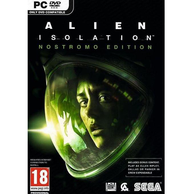 Игра Alien: Isolation - Nostromo Edition, за PC image