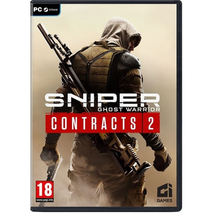 Sniper Ghost Warrior Contracts 2 PC product
