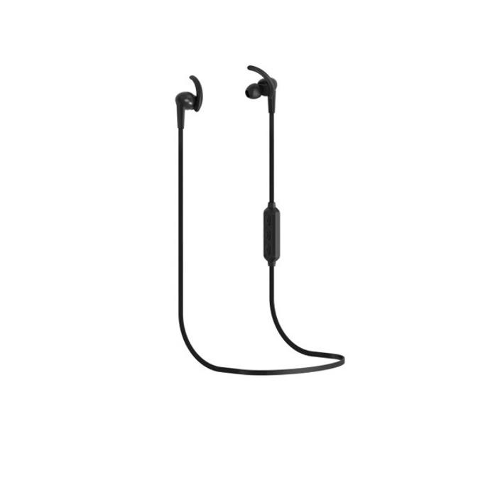 Слушалки Fenda EW201, безжични (Bluetooth 4.1), до 6 часа време за работа, до 10м обхват, бързи бутони, черни image