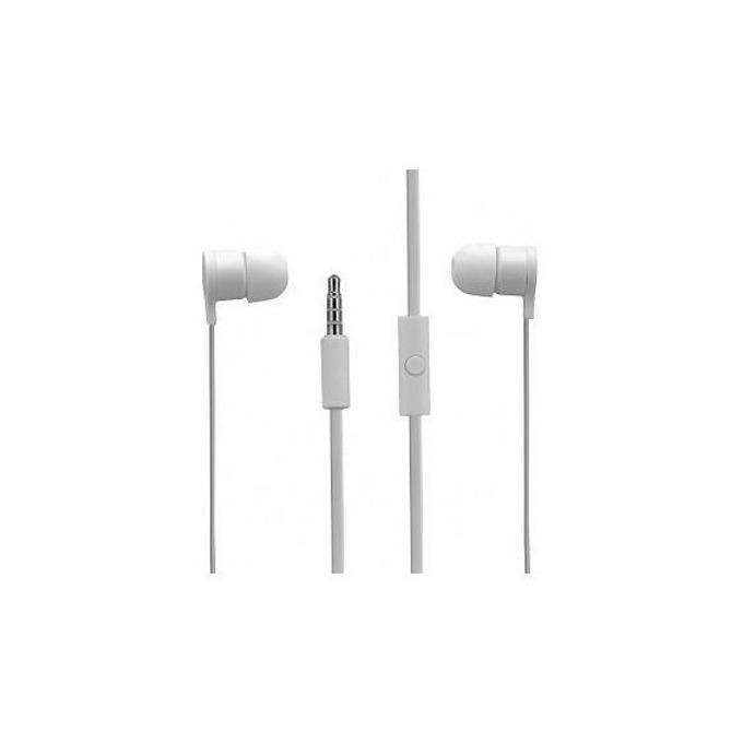 """Слушалки HTC RC E295, бели, микрофон, тип """"тапи"""" image"""