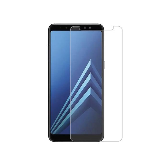 Протектор от закалено стъкло /Tempered Glass/ DeTech за Samsung Galaxy J6 image