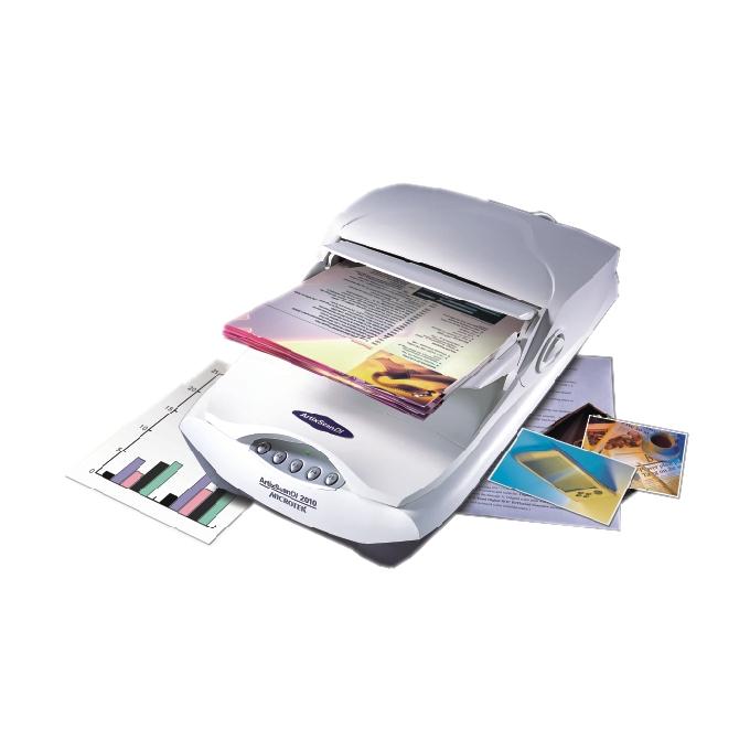 Скенер Microtek Artix Scan DI 2010, 600dpi, A4, ADF, USB image