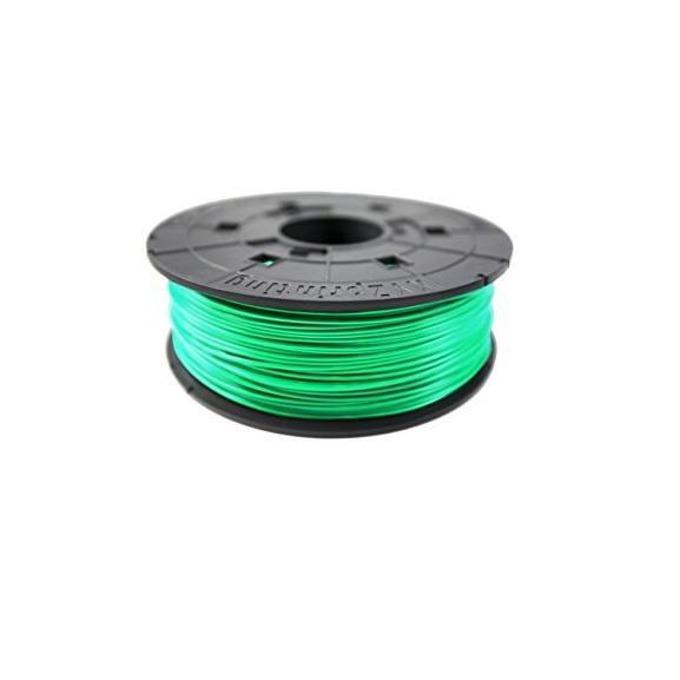 Консуматив за 3D принтер XYZprinting, ABS filament, 1.75mm, зелен, 600 g image