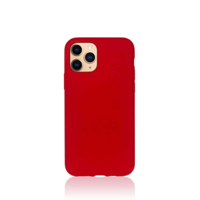 Калъф за Apple iPhone 11 Pro, термополиуретанов, Torrii Bagel IP1958-BAG-02, червен image