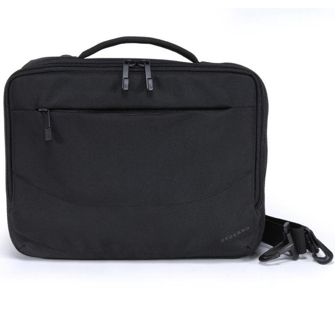 "Чанта за нетбук / DVD плейър TUCANO Netbook Wallet, 10""(25.4cm), черна image"