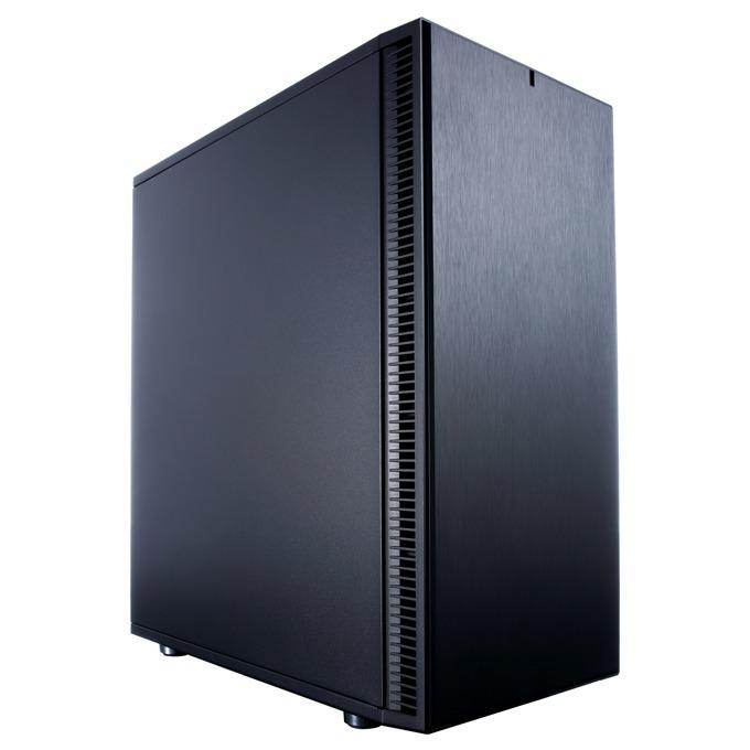 Кутия Fractal Design Define C, ATX/Micro ATX/ITX, 2x USB 3.0, черна, без захранване image