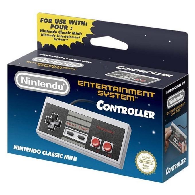 Nintendo Classic Mini NES Controller 045496444853 product