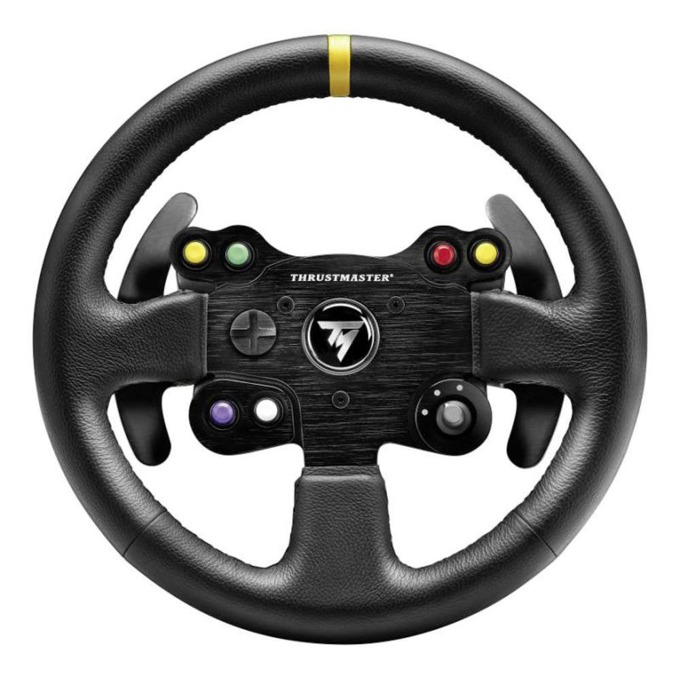 Thrustmaster 28GT Leather Wheel product