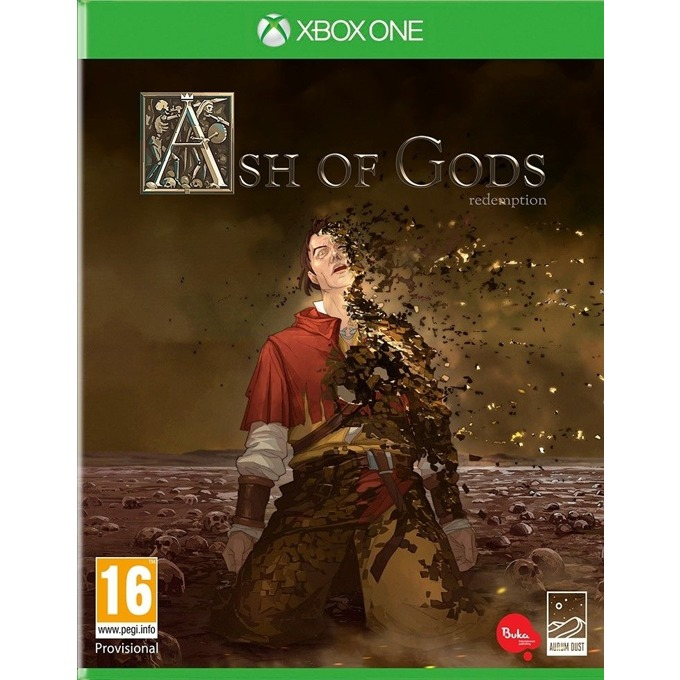 Игра за конзола Ash of Gods: Redemption, за Xbox One image