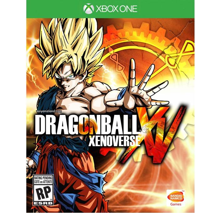 Игра за конзола Dragon Ball Xenoverse, за Xbox One image
