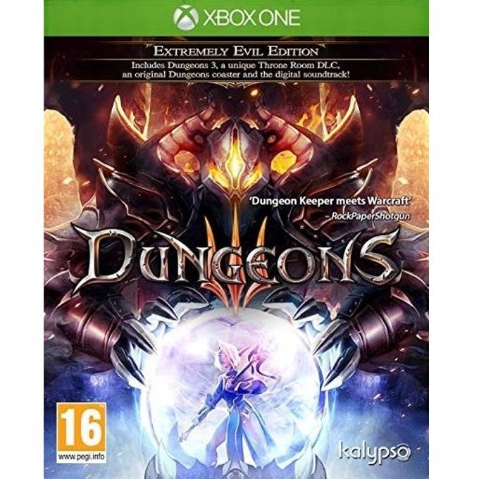 Игра за конзола Dungeons 3 - Extreme Evil Edition, за Xbox One image