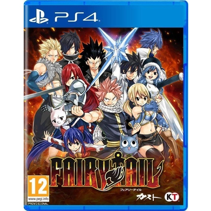 Fairy Tail PS4 product