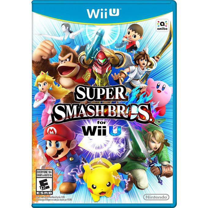 Игра за конзола Super Smash Bros. за Wii U image