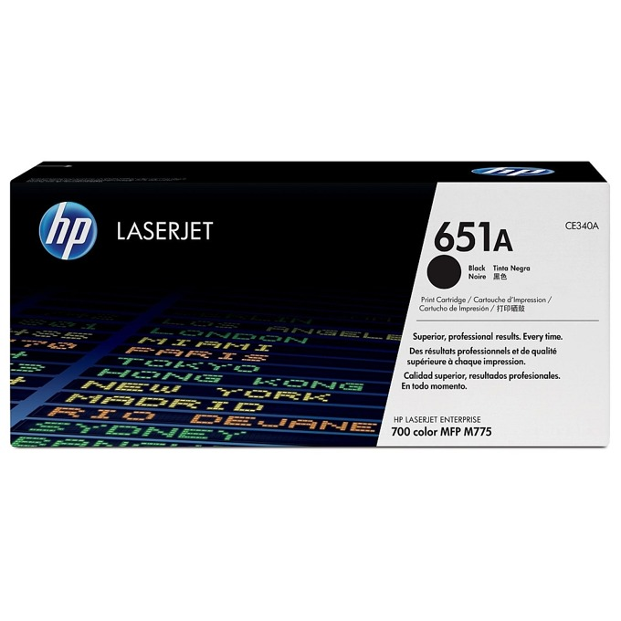 HP 651A (CE340A) Black product