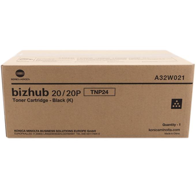 Касета за Konica Minolta BIZHUB 20/20P - Black - TNP-24 - P№ A32W021 - Заб.: 8 000k image