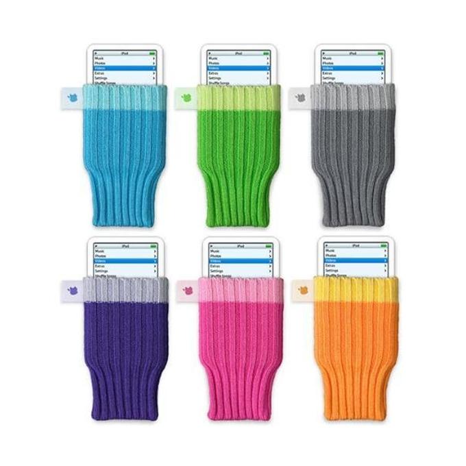 Apple iPod Socks (чорапче за iPod Nano) image