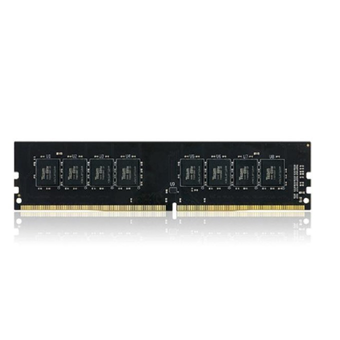 Памет 8GB DDR4 2400MHz, Team Group Elite TED48G2400C1601, 1.2V image