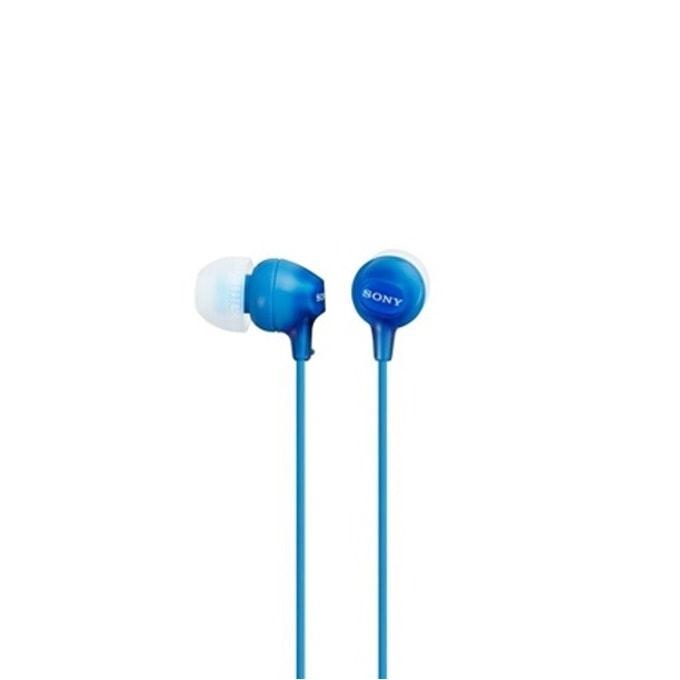 Слушалки Sony MDR-EX15LP, син image