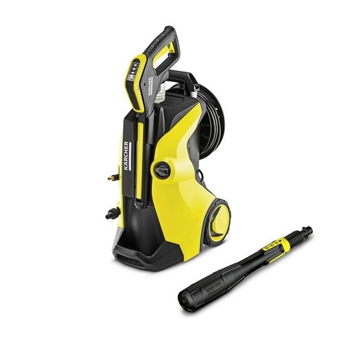 Водоструйка Karcher K 5 Premium Full Control, 2100W, 145 bar налягане, жълта/черна image