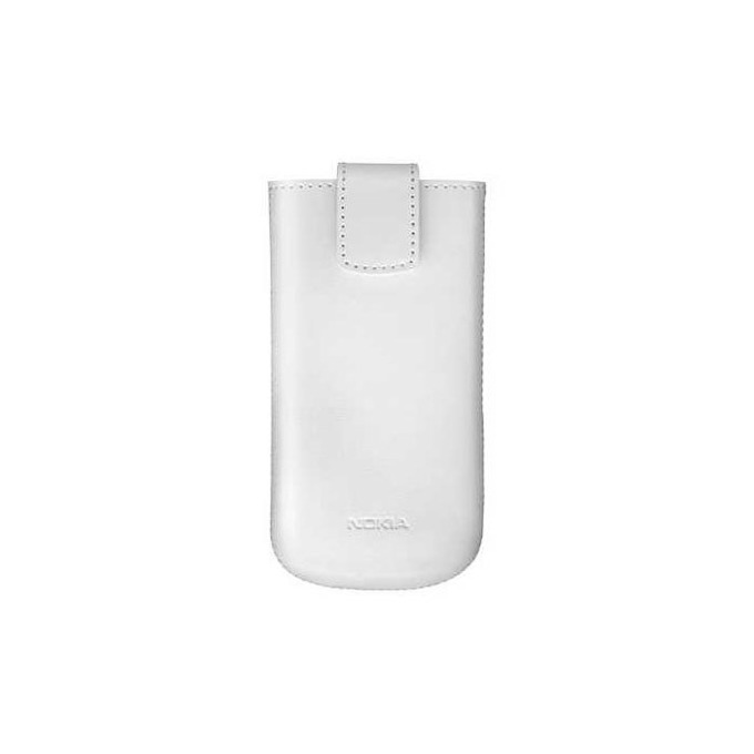 "Калъф ""джоб"" Nokia CP-593, бял image"