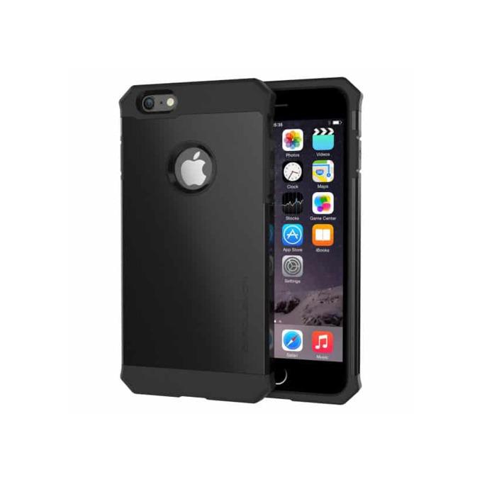 Протектор ZeroLemon за iPhone 6 Plus и iPhone 6S Plus, черен image