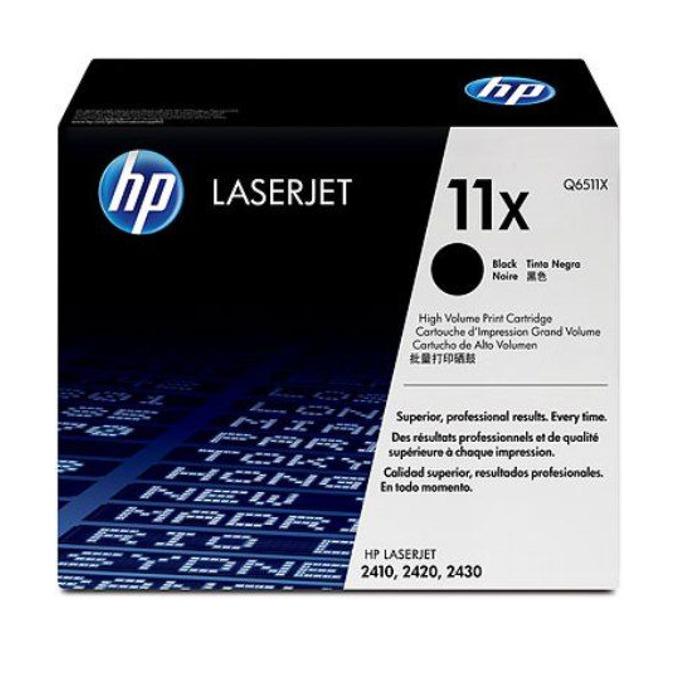 КАСЕТА ЗА HP LASER JET SMART PRINT 2410/2420/2430 - P№ Q6511X - заб.: 12000k image