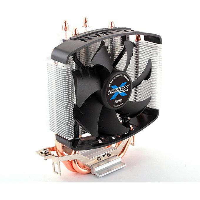 ZALMAN CNPS5X Performa, Intel LGA 1366/1155/1156/775, AMD FM1/FM2/AM3+/AM3/AM2+/AM2 image