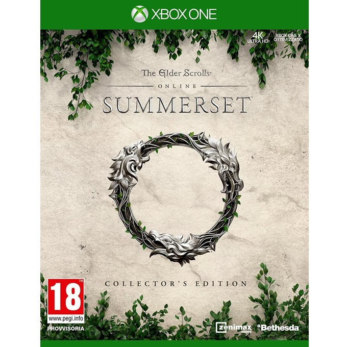 ESO Summerset CE Xbox One product