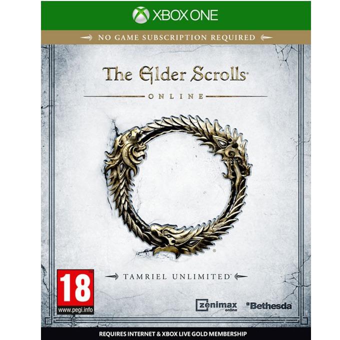 Игра за конзола The Elder Scrolls Online: Tamriel Unlimited, за Xbox One image
