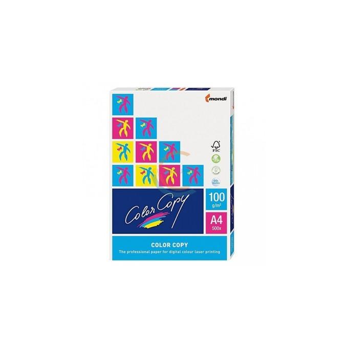 Хартия, Mondi Color Copy, A4, 100 g/m2, 500 листа image