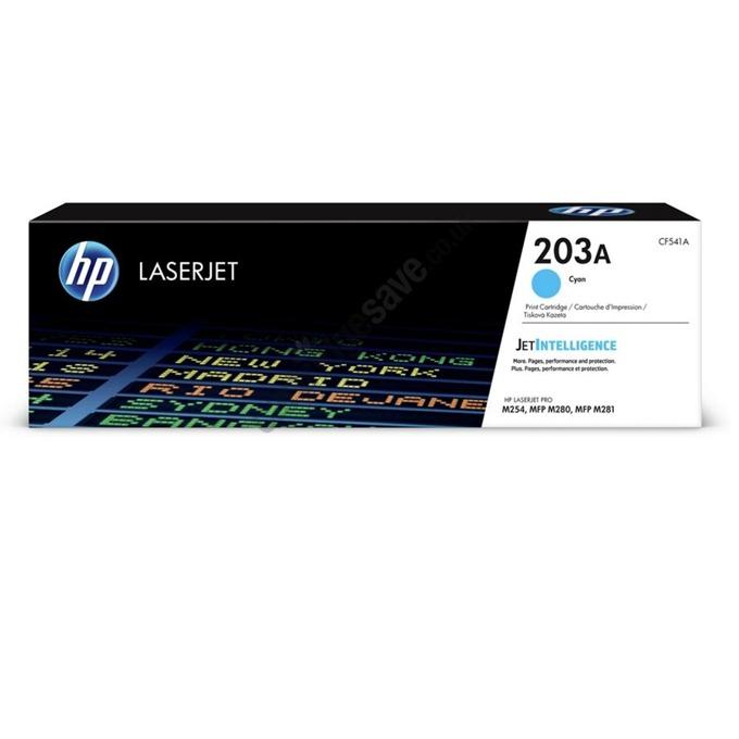 HP (CF541A) Cyan 203A