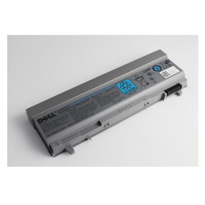 Батерия (оригинална) DELL Latitude E6400, съвместима с E6500/Precision M2400/M4400, 6cell, 11.1V, 5000mAh  image