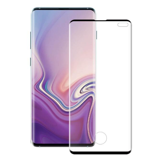 Протектор от закалено стъкло /Tempered Glass/ Eiger, за Samsung Galaxy S10 Plus image